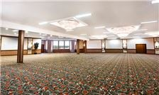 Compass Rose Ballroom - 5,743 Sq. Ft., Seats 350 for Banquet Set-up