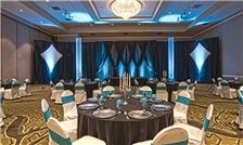 Paradise Ballroom - 23,160 Sq. Ft., Seats 1650 for Banquet Set-up