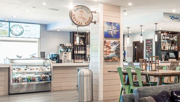 Margaritaville Coffee Shop