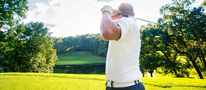 Play our BeautifulLake of the ozarks Golf Courses