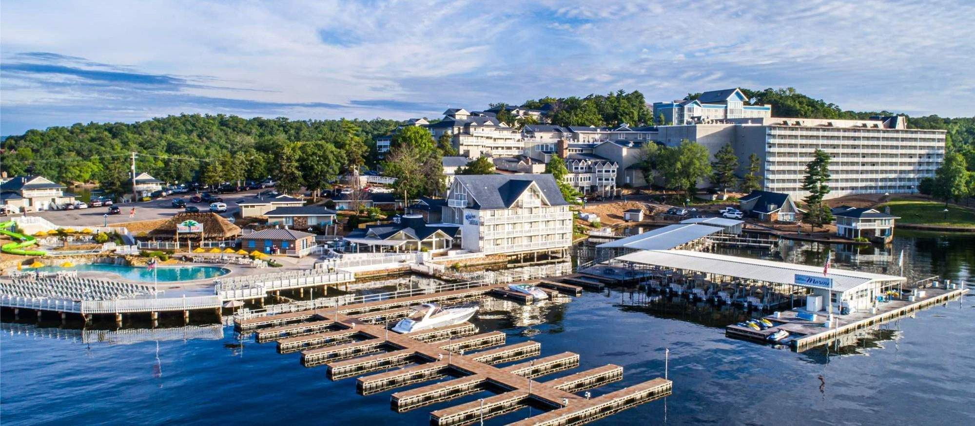 Margaritaville Lake Resort Lake of the Ozarks Osage Beach Missouri top