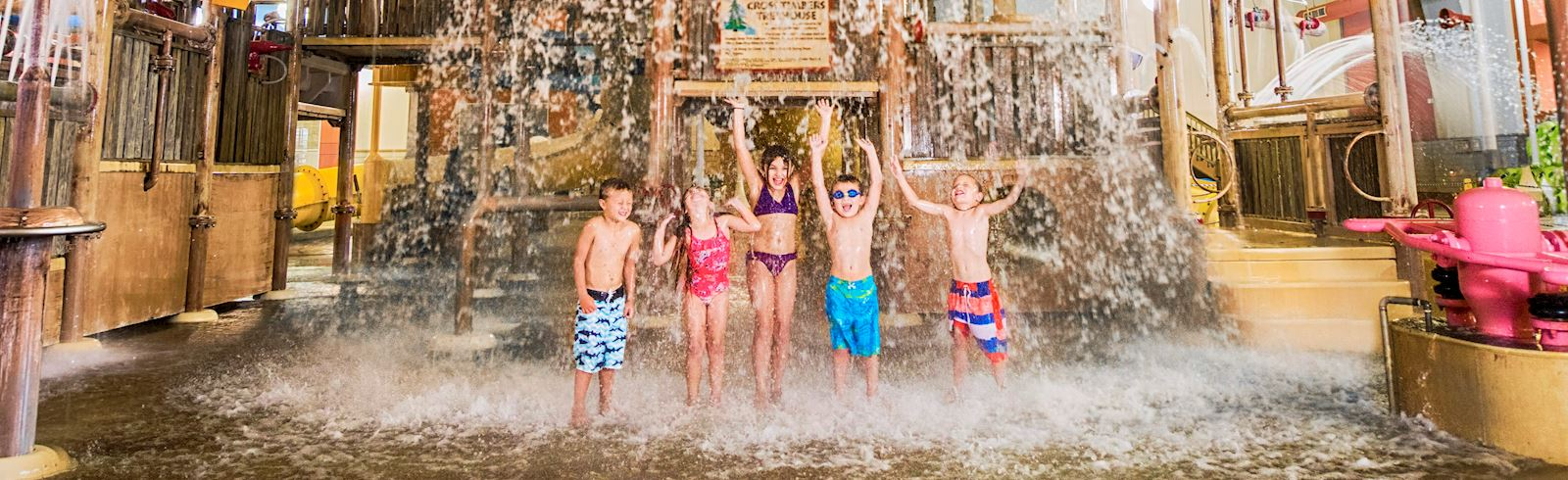 Jolly Mon Water Park at Margaritaville Lake Resort, Osage Beach