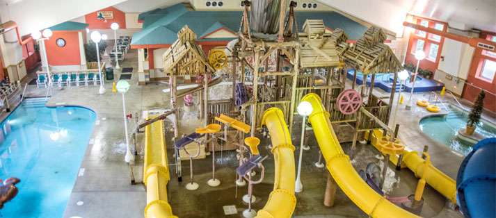 Jolly Mon Indoor Water Park Ozarks Osage Beach Missouri