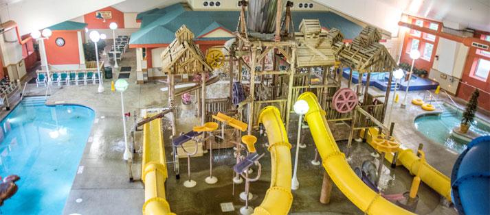 Jolly Mon Indoor Water Park Ozarks Osage Beach Missouri