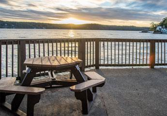 Location of Margaritaville Lake Resort Lake of the Ozarks Osage Beach Missouri